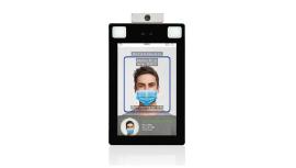 ProFaceX[TD] 額部の体表面温度測定・マスク着用検知機能付き高性能顔認証機