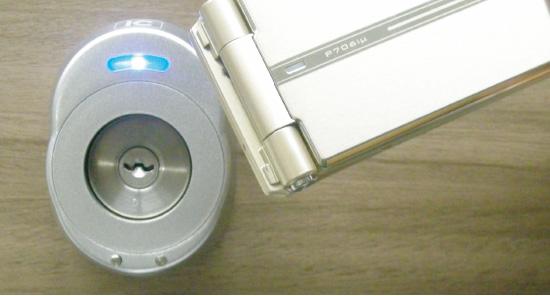 簡単で便利なIC電気錠