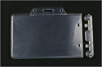 IDカードホルダー パーマロック(ハードタイプ)IDS-92H